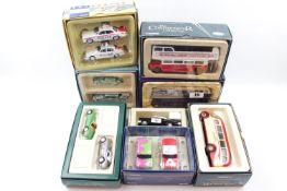 Collection of 8 boxed Vanguards, Corgi Classics etc