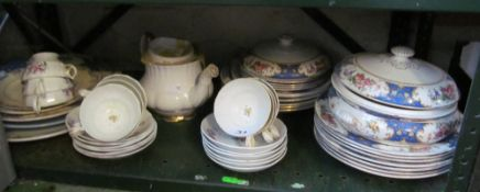 Some china, cups et cetera