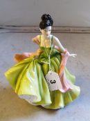 A Royal Doulton Pretty Ladies 'Spring Ball' figure