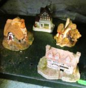 Lilliput lane and other cottages