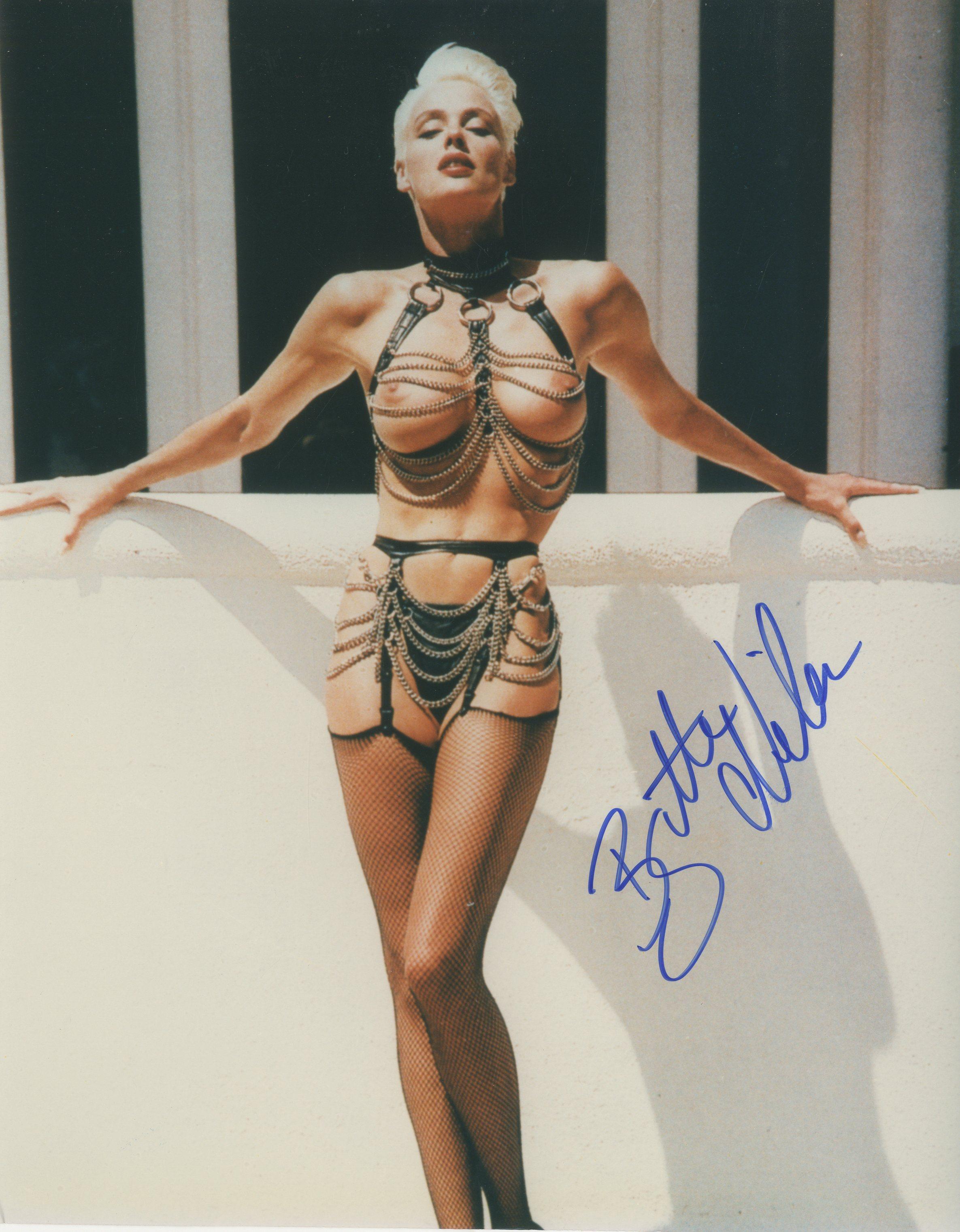 Lot 170 - NIELSEN BRIGITTE: (1963- ) Danish Actress & Model.