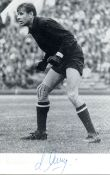 YASHIN LEV: (1929-1990) Russian football Goalkeeper. Also known as the Black Spider.
