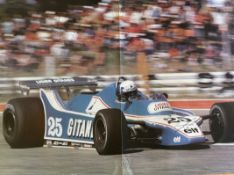 PIRONI DIDIER: (1952-1987) French Motor Racing Driver, winner of the 24 Hours of Le Mans in 1978.