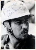 BONNIER JOAKIM: (1930-1972) Swedish Formula One racing Driver.