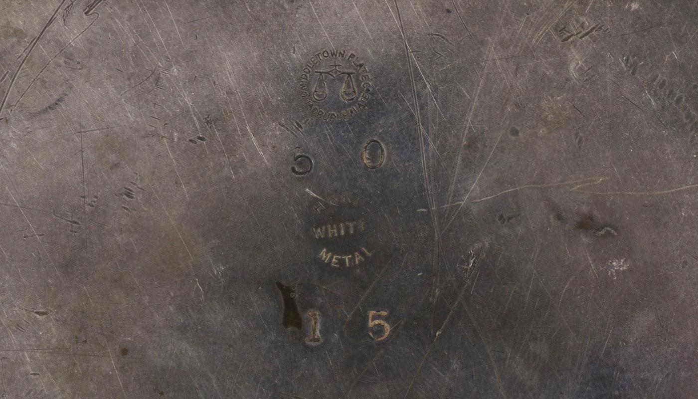 Lot 20 - A CASED GLASS ENAMELED BOX, CIRCA 1885