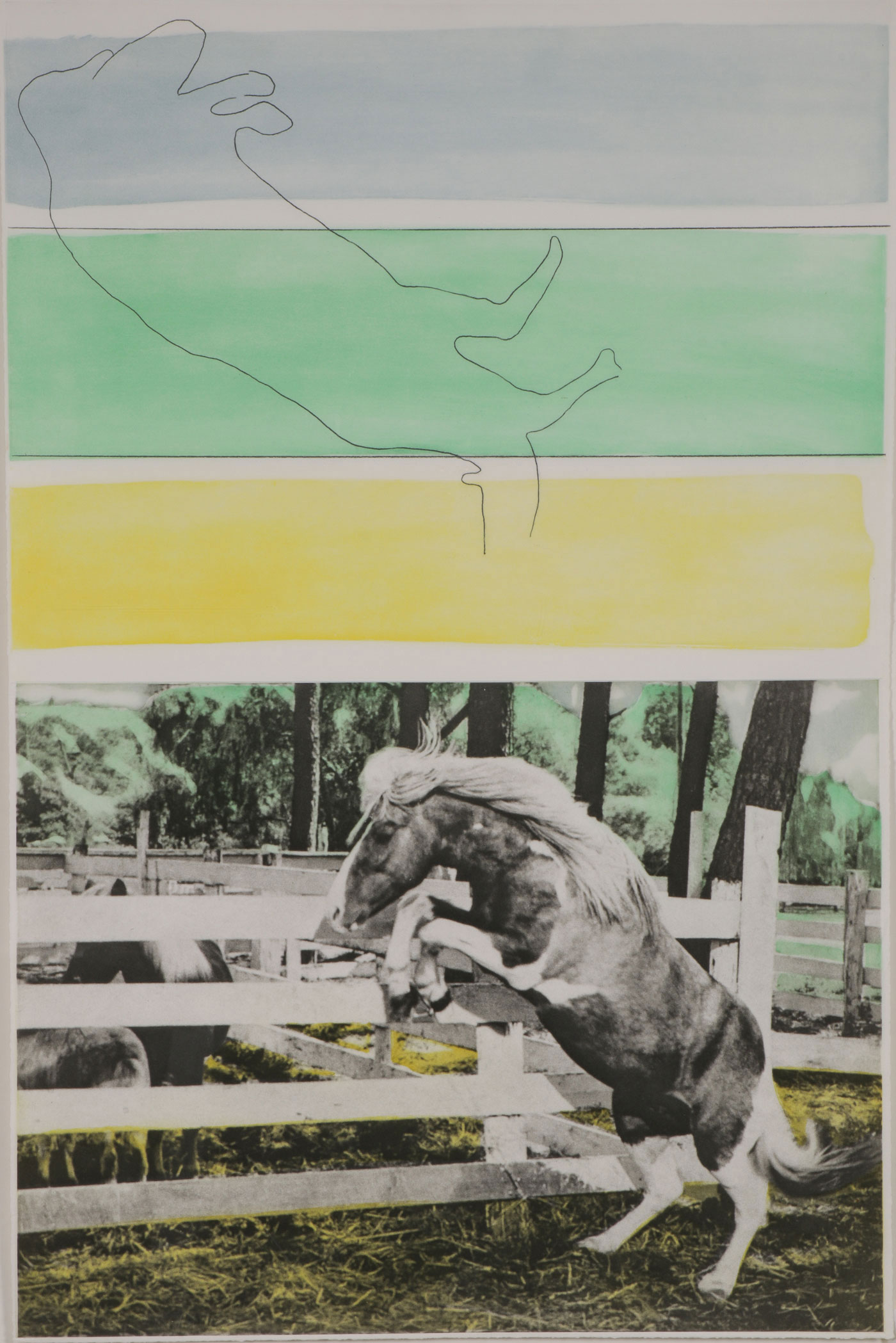 JOHN BALDESSARI SIGNED WORK