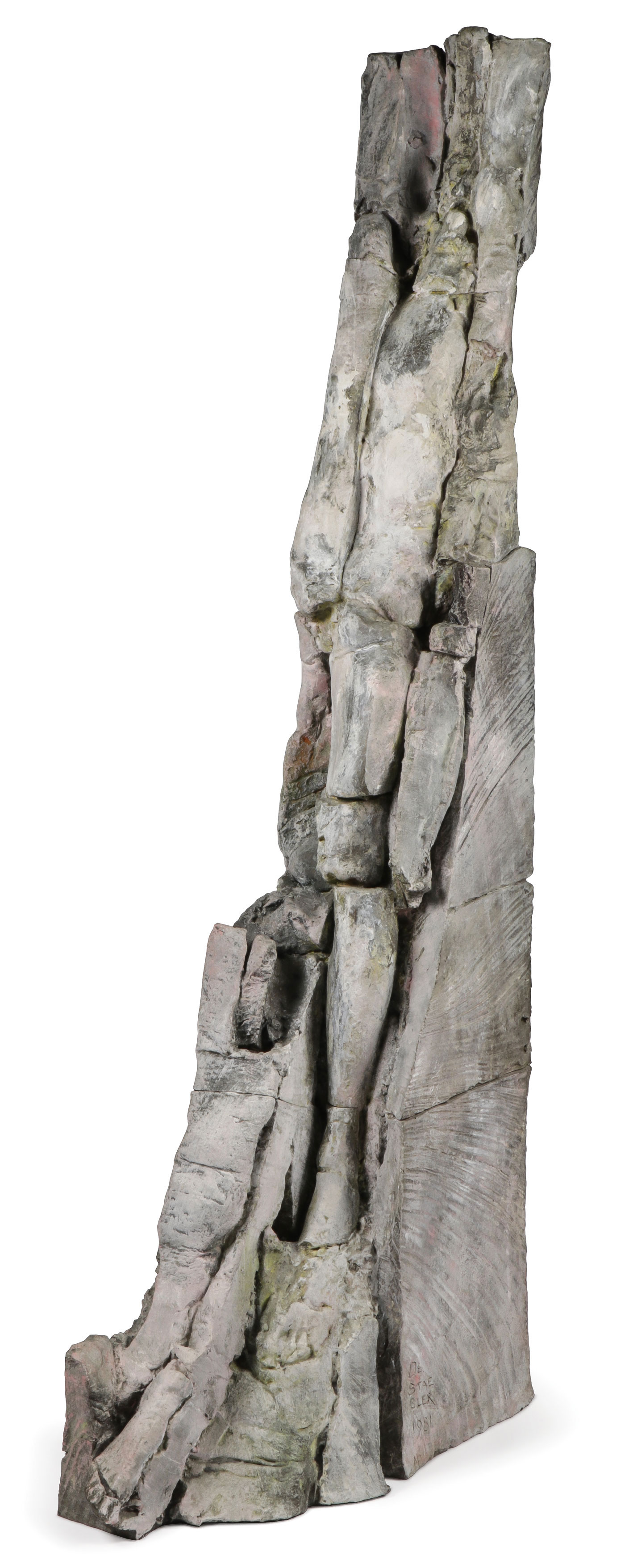 LARGE STEPHEN DE STAEBLER BRONZE - Image 2 of 5