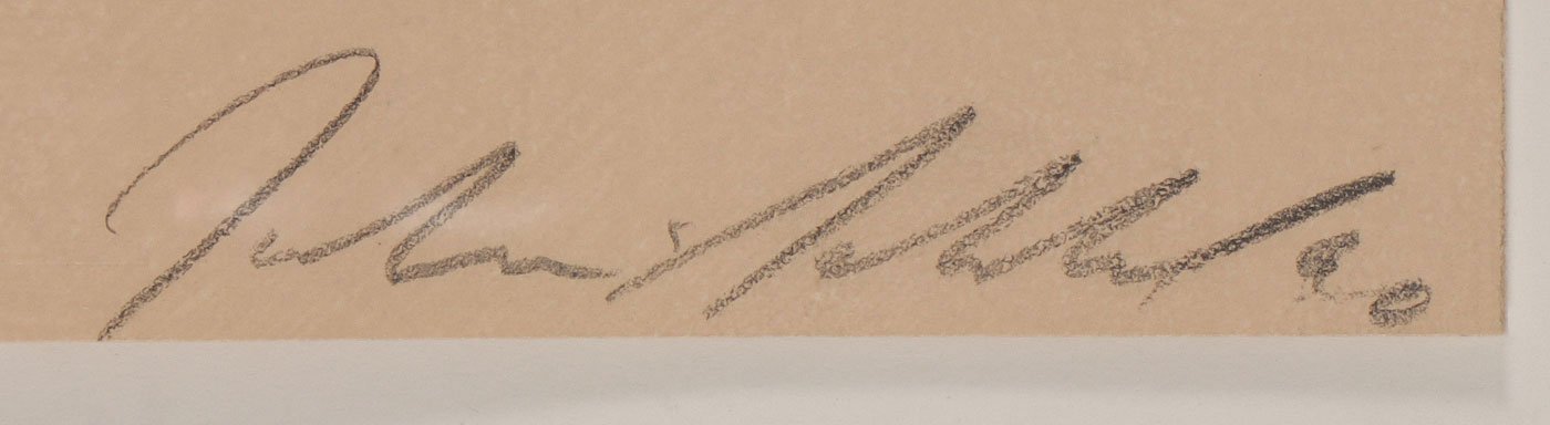 THREE JULIAN SCHNABEL SIGNED WORKS - Image 4 of 7