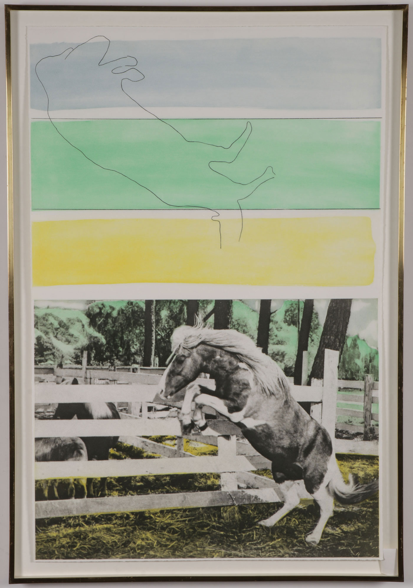 JOHN BALDESSARI SIGNED WORK - Image 2 of 4