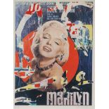GREAT MIMMO ROTELLA MARYLIN