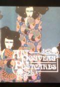 Art Nouveau Postcards, hardback with dust cover, by Giovanni Fanelli & Ezio Godoli. Fully