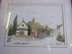 Hampstead - An album of images published by C.S. Cole, Rosslyn Hill Hampstead, few imperfections but