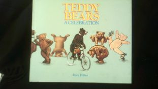 Teddy Bears 'A Celebration' in hardback with dust cover, by Mary Hillier. In good condition