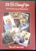 I'll Be Seeing You - Picture Postcards of World War II, this book is in excellent condition. A fully