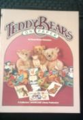 Teddy Bears on paper in hardback - A collector's showcase Library Publication by Susan Brown