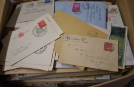 A Cover Accumulation mostly GB much to an eminent philatelic expert all envelopes kept many