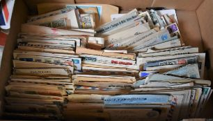 Postal History - A large world wide range from a postal history estate Many Censors, Animals, USA,