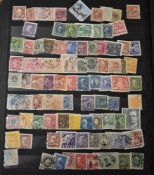 Assorted accumulation in a full stockbook with wide range of Sweden (100's), Finland (100's) with