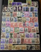 Assorted accumulation in a full stockbook with Poland (1500+)Austria, Netherlands etc. Mixed