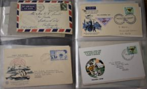 Australia - A very fine collection of covers, FDC & Special events, with many stationary items