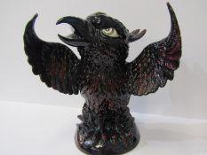 """JOHN MICHAEL, signed artist proof Bird sculpture, 11.5"""" height"""