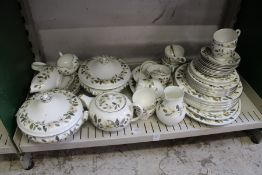 A quantity of Wedgwood Beaconsfield china.