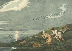 After H. Alken, A set of six sporting prints (6).