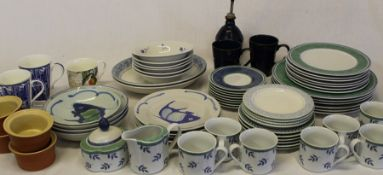 Selection of tableware including Villeroy & Boch & Royal Worcester etc. (2 boxes)