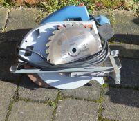 Bosch 1566 portable circular saw
