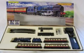 Hornby Railway The Caledonian electric train set