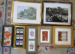 Various prints etc (sample shown)