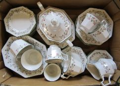 Johnsons 'Eternal Beau' part dinner service
