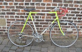 """1980's gent 'Mercian' road bicycle (frame size 24"""")"""