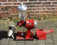 Hobart coffee grinder (originally from Larders of Louth, for spares or restoration)