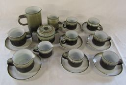Quantity of Denby table ware