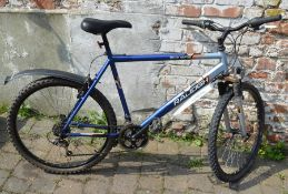 Gentleman's Raleigh Stonefly 21 gear bicycle