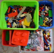 Large quantity of Lego