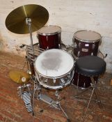 Percussion Plus drum kit
