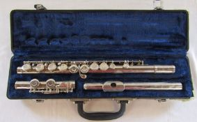 Cased Flute by Artist