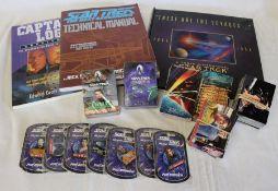 Selection of Star Trek ephemera