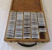 Box of ephemera photographic slides