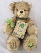 Hermann 'My little butterfly' limited edition teddy bear 45/50 L 34 cm