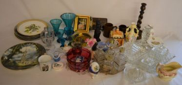 Miscellaneous including ceramics & glassware