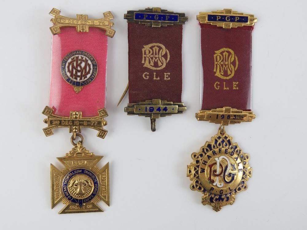 Lot 16 - The Royal Antediluvian Order of Buffaloe