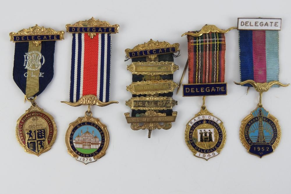 Lot 39 - The Royal Antediluvian Order of Buffaloe