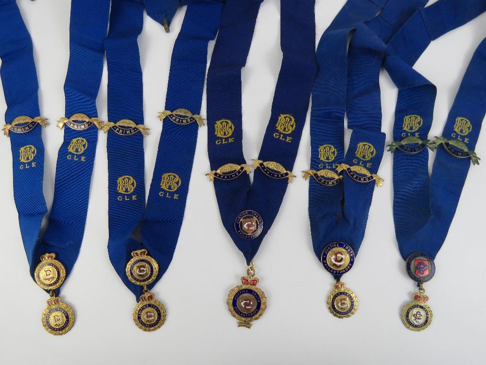 Lot 18 - The Royal Antediluvian Order of Buffaloe