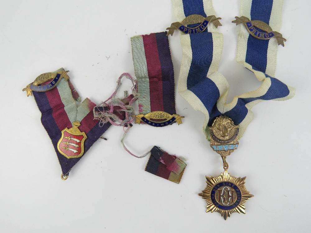 Lot 36 - The Royal Antediluvian Order of Buffaloe