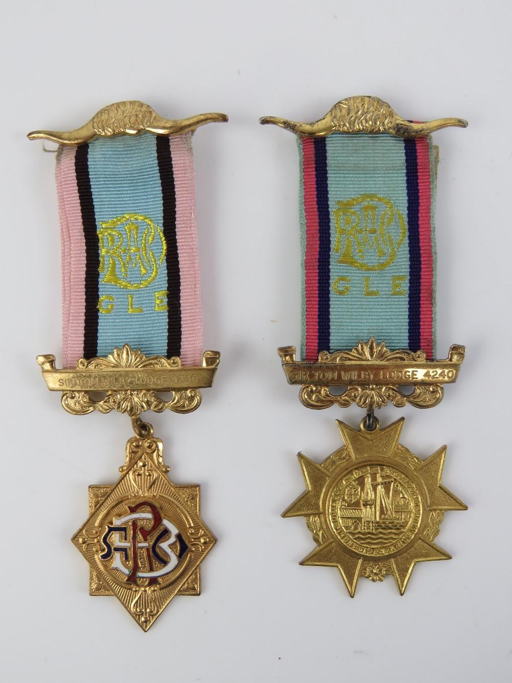 Lot 25 - The Royal Antediluvian Order of Buffaloe