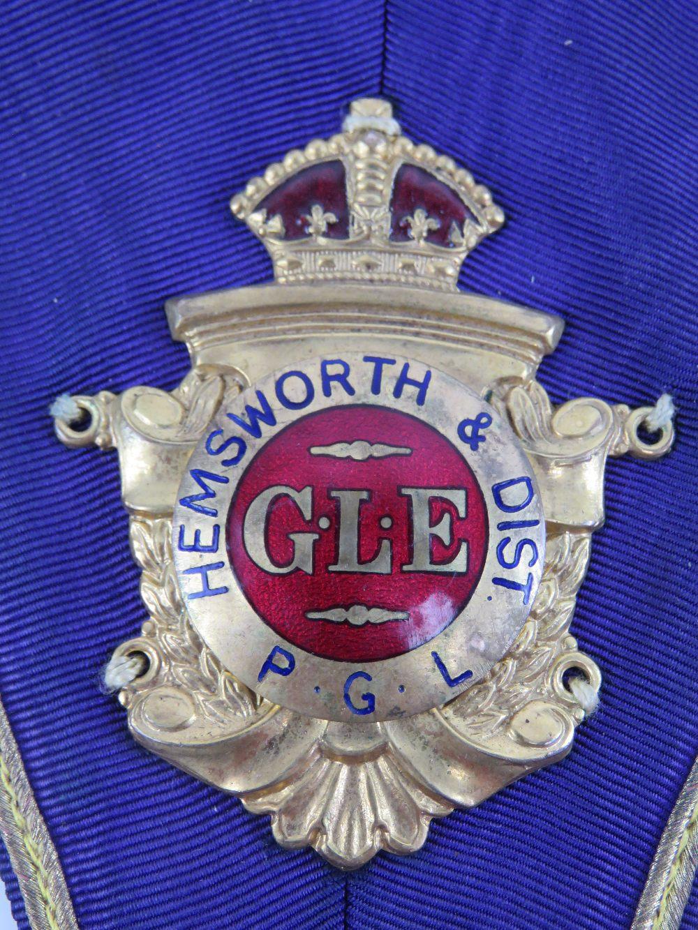Lot 12 - The Royal Antediluvian Order of Buffaloe