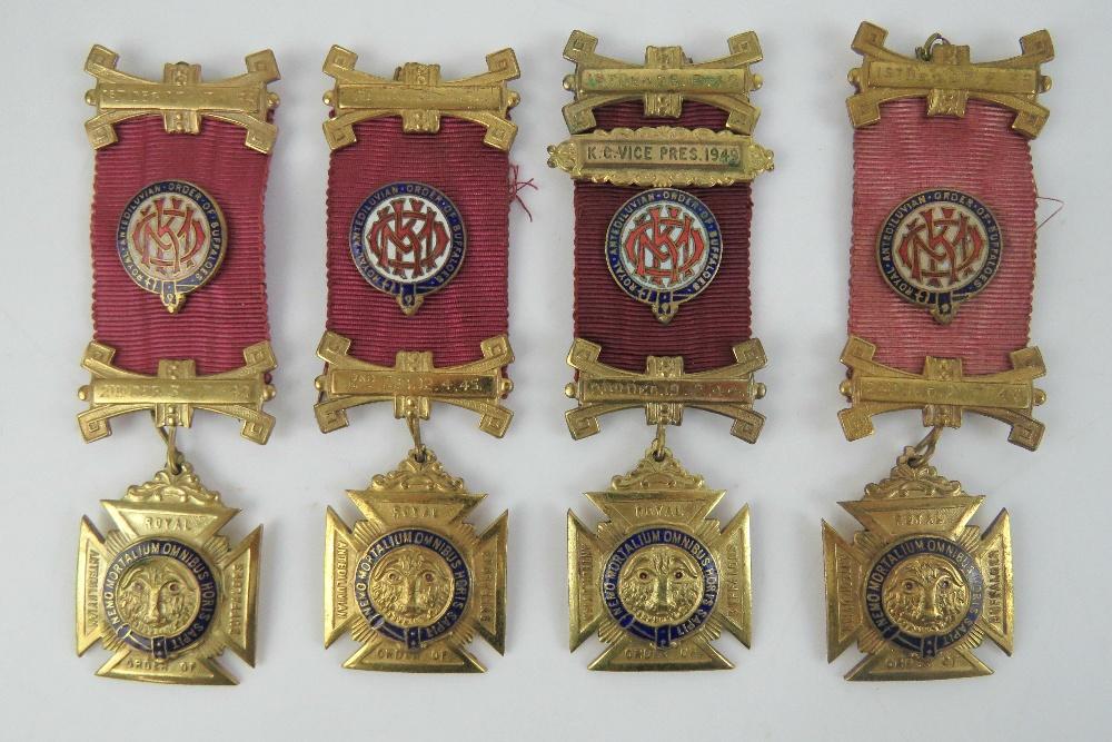 Lot 38 - The Royal Antediluvian Order of Buffaloe